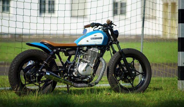 Suzuki GN400 1982 By Hombrese Bikes