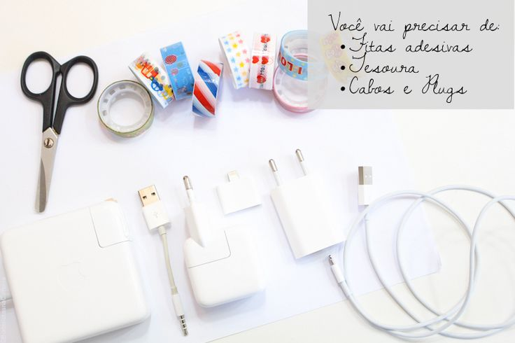 DIY rápido fita adesiva durex cabo de celular borboletas na carteira-3