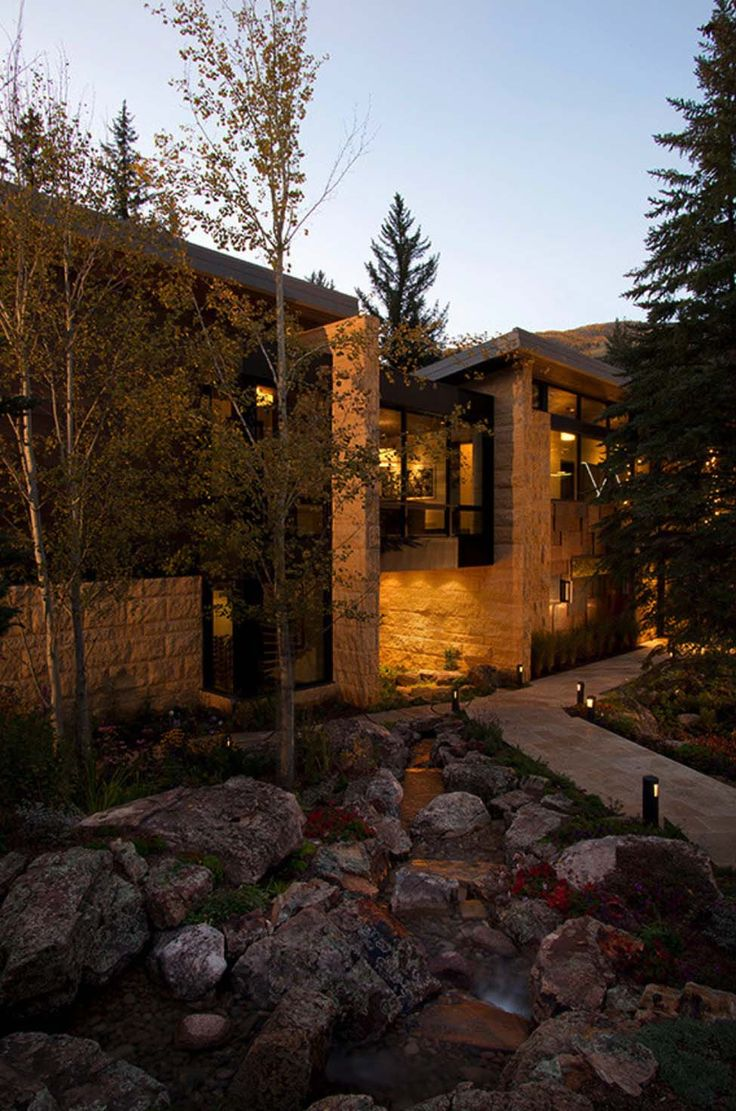 Modern Mountain Home Tour Guest Wing: 637 Best Mountain Retreats Images On Pinterest