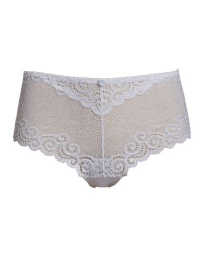 Lace hipsters in white from Trofe Sweden
