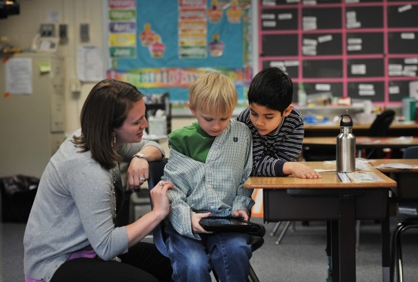 Two years after Apple introduced the iPad, the tablet is becoming increasingly popular with educators of students with special needs, especially learning disabilities and autism spectrum disorders.  With touch screens instead of pen and paper or a point-and-click mouse, tablets can be much easier to use by students with fine motor difficulties. They also help disorganized students by consolidating calendars, memos and notes all in one device.