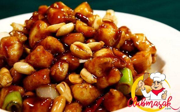 Resep Ayam Kungpao, Resep Hidangan Cina Favorit, Club Masak