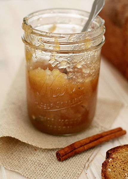 Vanilla Spiced Pear Butter - must try this!