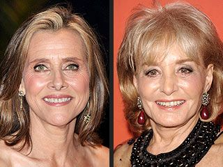 meredith  vieira & barbara walters | QUOTED: Meredith Vieira on Barbara Walters's Recovery - Health ...