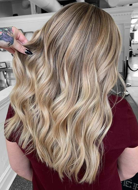 Fresh Blonde Balayage Highlights to Try in 2018-2019 ...