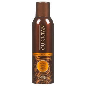 Body Drench Quick Tan Instant Self Tanner Bronzing Spray in Medium/Dark, $20; sallybeauty.com
