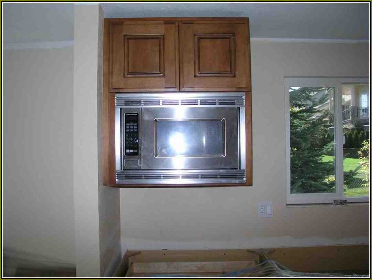 17 best ideas about microwave cabinet on pinterest appliance garage kitchen must haves and. Black Bedroom Furniture Sets. Home Design Ideas