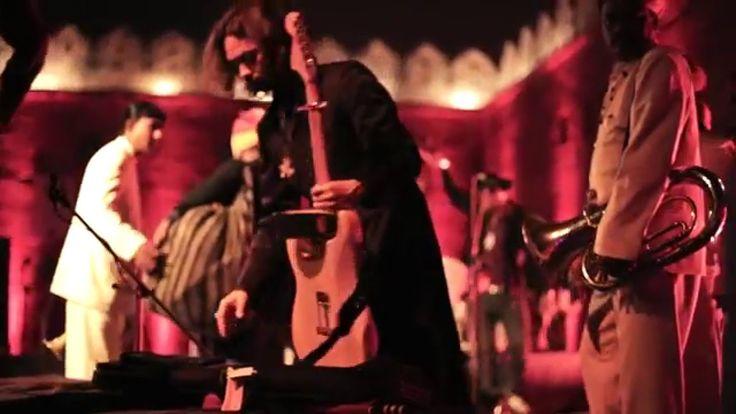 Shye Ben Tzur, Jonny Greenwood, and the Rajasthan Express ❈ Allah Elohim