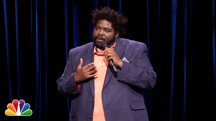 "Ron Funches Stand-Up.. (I think I've been sitting at home Wayy too long! Love him in that show ""Undateable""!"
