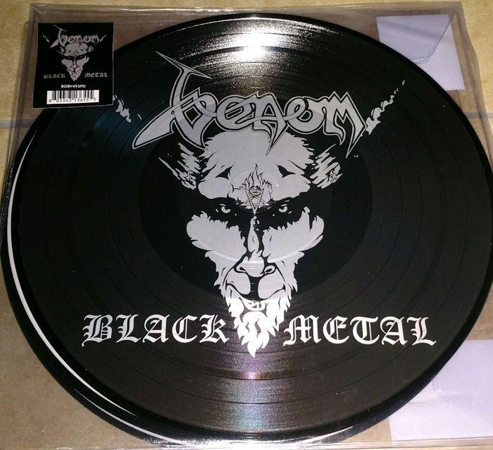 venom black metal picture disc lp deluxe vinyl vinyl pinterest venom black metal black. Black Bedroom Furniture Sets. Home Design Ideas