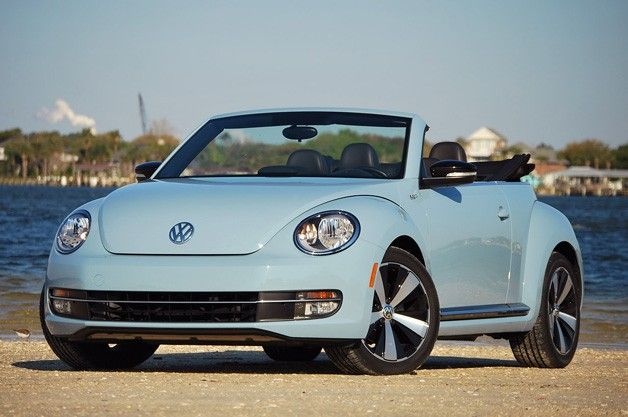 2013 Volkswagen Beetle Turbo Convertible ~ come to mama!