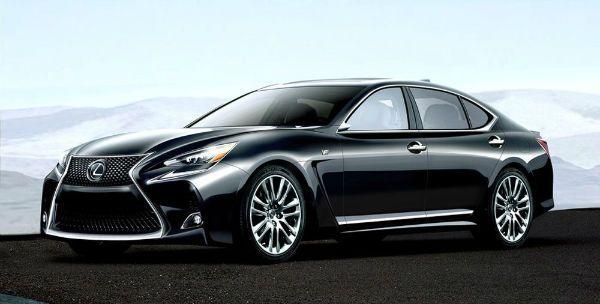 Gtopcars Com Top Car Companies In The World Lexus Ls Lexus Lexus Sedan