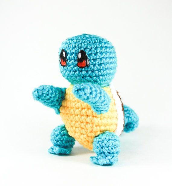 Mejores 30 imágenes de Crochet Pokemon Amigurumi en Pinterest ...