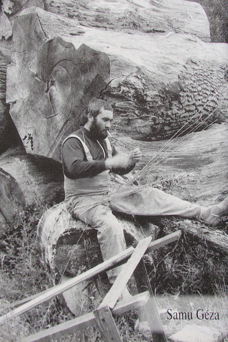 Geza Samu (1947-1990) Hungarian sculptor