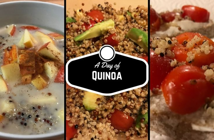 Not a long time ago I tried to make Quinoa for the first time. By now it's one of my favourite things because it' just so easy to cook. I like to prepare Quinoadishes as a lunch for school. …