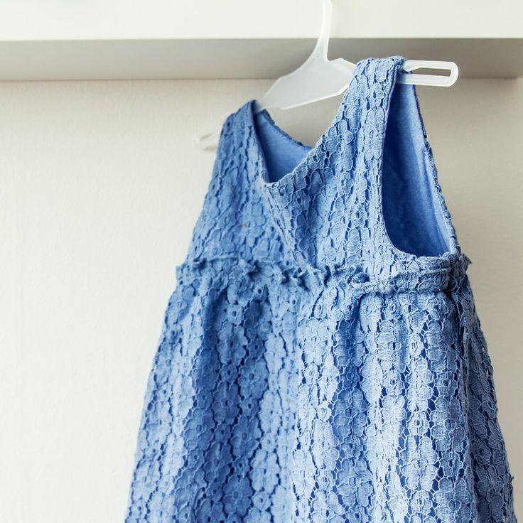 the dress..