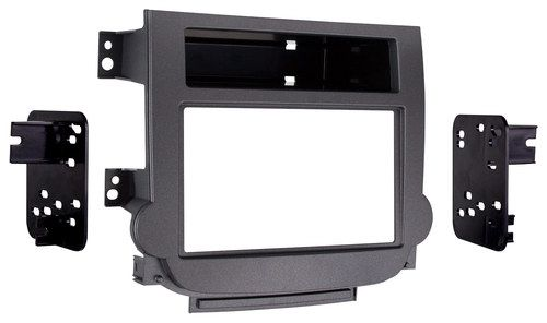 Metra - Dash Kit for 2013 and Later Chevrolet Malibu Vehicles - Gray