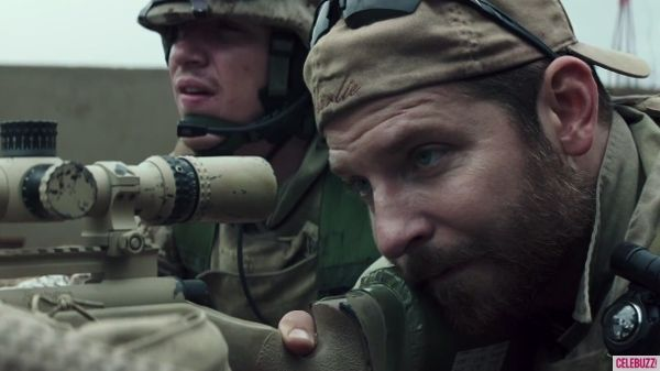 'American Sniper' Trailer: Can You Hear Bradley Cooper's Heartbeat?