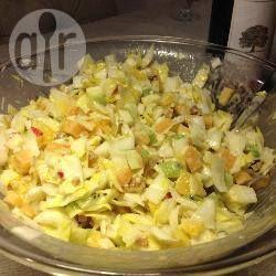 Foto recept: Frisse witlofsalade