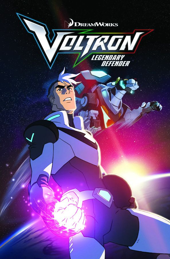 Voltron Legendary Defender (2016) Issue #5