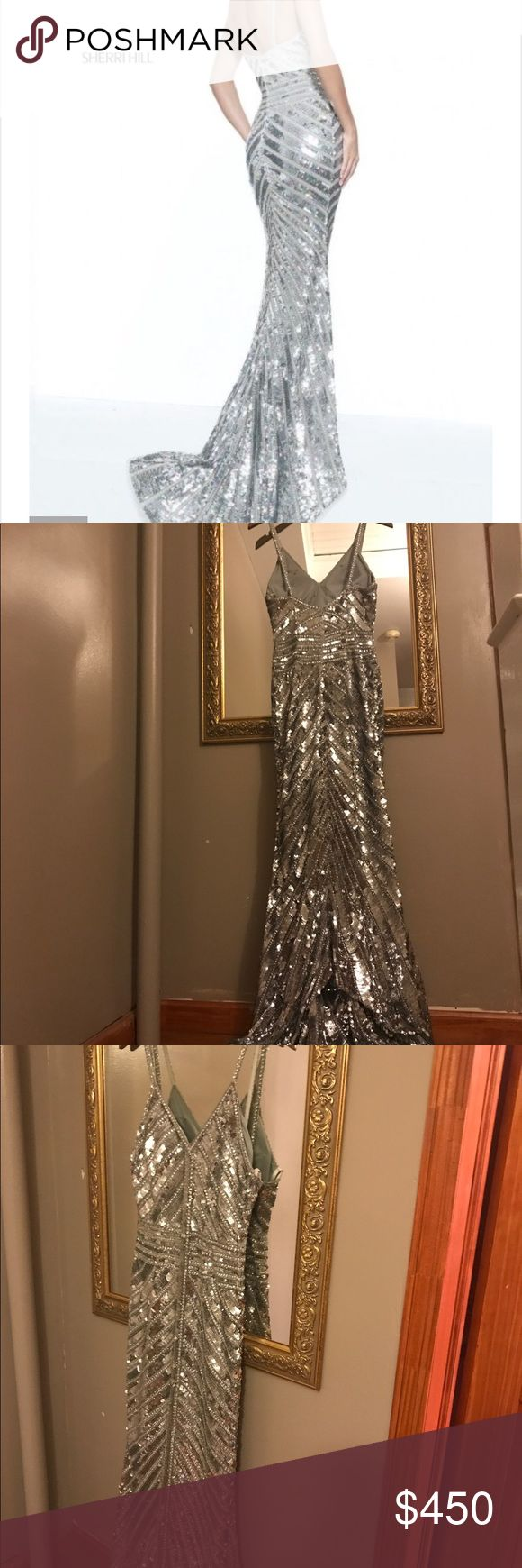 Sherri Hill 51206 Sequin Prom Dress Sherri Hill 51206 Sequin Prom Dress. Gorgeous dress just used once. Like new condition. Firm price please Sherri Hill Dresses Prom