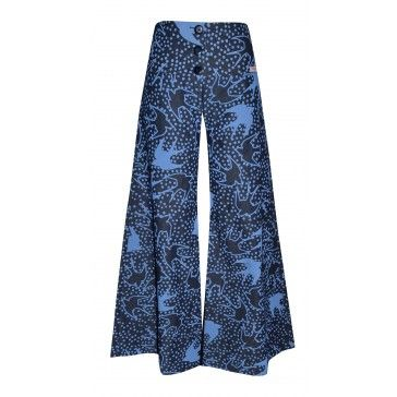 Spikkel Eva Pants - Navy