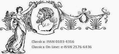 O engano em cena: 'Medeia' e 'Helena', duas tragédias de plano e fuga de Eurípides | Ribeiro Jr. | Classica - Revista Brasileira de Estudos Clássicos