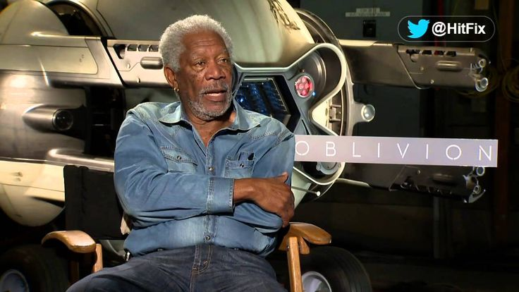 Morgan Freeman on producing 'Rendezvous with Rama'. THIS NEEDS TO HAPPEN!