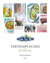 http://www.adlibris.com/fi/product.aspx?isbn=9510409529&r=1 | Nimeke: Terveempi elämä 12 viikossa - Tekijä: Berit Nordstrand - ISBN: 9510409529 - Hinta: 22,50 €