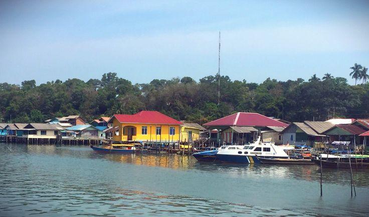 Penyengat Island Riau