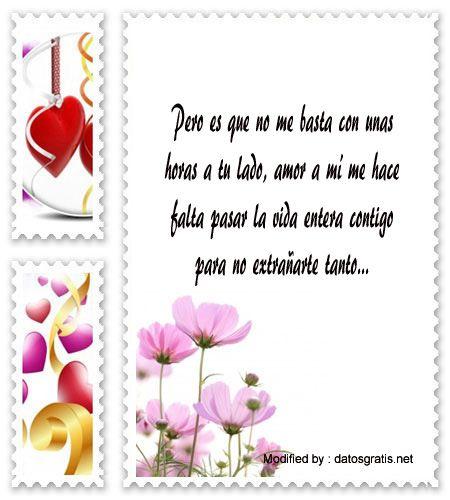 frases y mensajes románticos,enviar originales mensajes de amor,: http://www.datosgratis.net/mensajes-para-decir-te-extrano-amor/