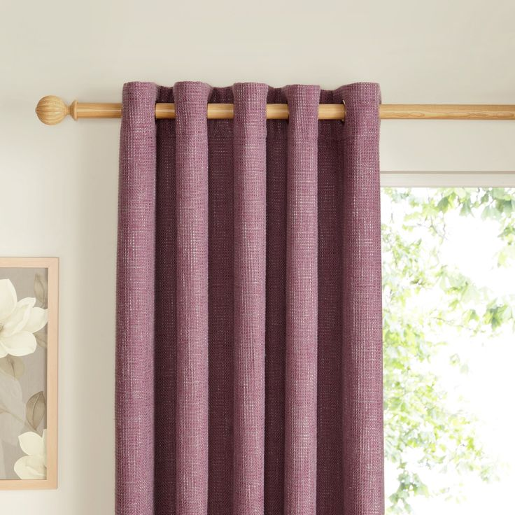 how to make eyelet curtains instructions