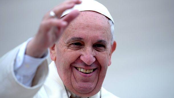 Der Papst als Pilger: Franziskus' guter Wille
