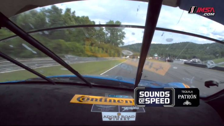 Tequila Patrón Sounds of Speed From Lime Rock