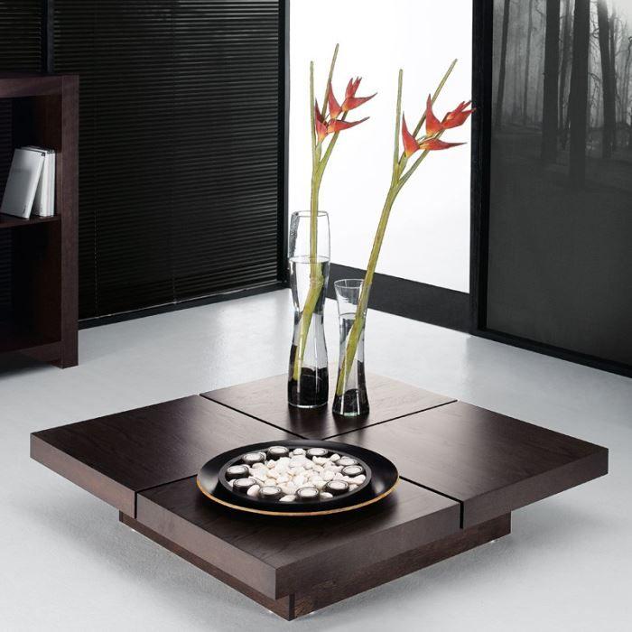une dcoration dintrieur la japonaise table bassedcoration - Table Japonaise Basse