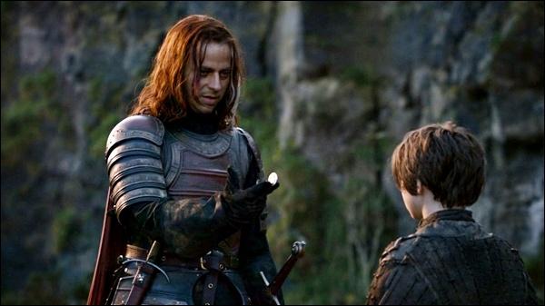 Otro Braavosi se cruza en la vida de Arya