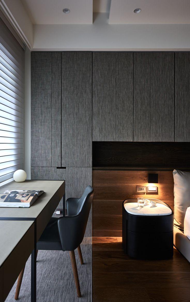 Https://www.behance.net/gallery/38592101/OneWorkDesign . Bedroom InteriorsHotel  InteriorsModern InteriorsInterior ...