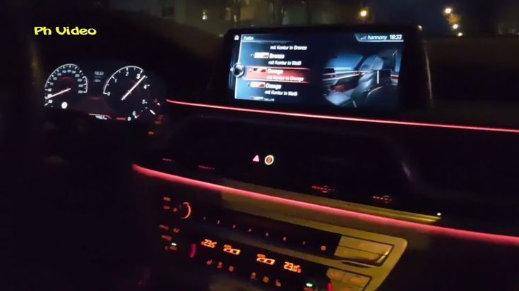 Nachtfahrt, night drive / BMW 730d xDrive 6 Zylinder 195kW 265PS 620 Nm - Sound - Ph_Video - Ph_Video - Google+