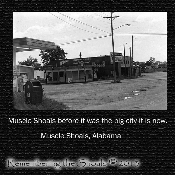 muscle shoals alabama old photos | Old photos and old memories…