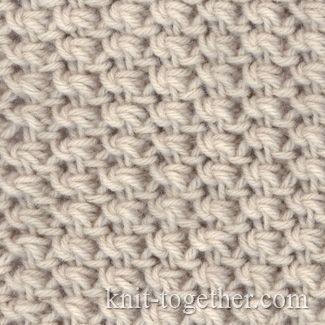 Fine Knitting Pattern 2