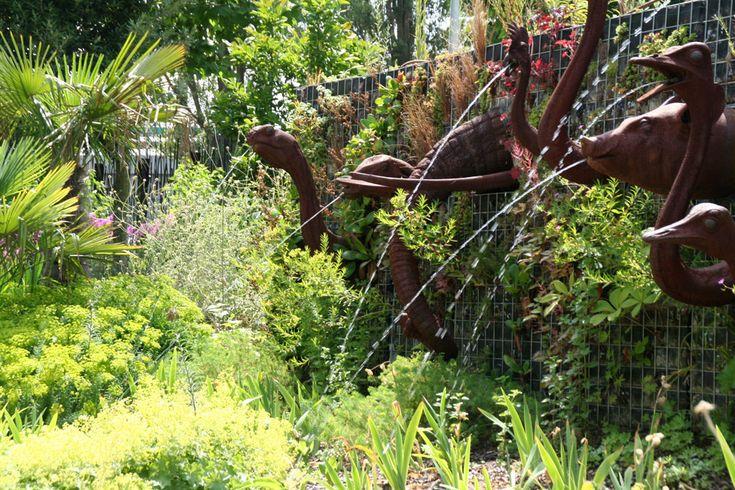 Mutabilis (2011): Jardin des Ginats, Lille (FR), via landezine.com