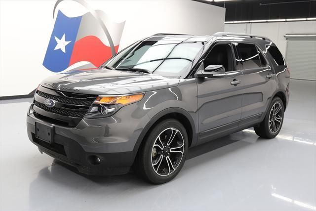Cool Great 2015 Ford Explorer Sport Sport Utility 4-Door 2015 FORD EXPLORER SPORT AWD ECOBOOST SUNROOF 20'S 20K #C04636 Texas Direct Auto 2017 2018 Check more at http://car24.tk/my-desires/great-2015-ford-explorer-sport-sport-utility-4-door-2015-ford-explorer-sport-awd-ecoboost-sunroof-20s-20k-c04636-texas-direct-auto-2017-2018/