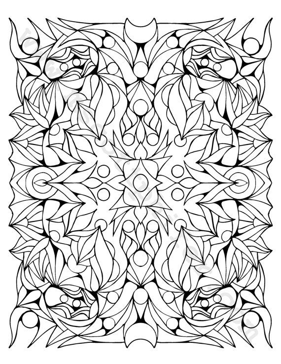 69 best Coloring Pages images on Pinterest Gel pens Hand drawn