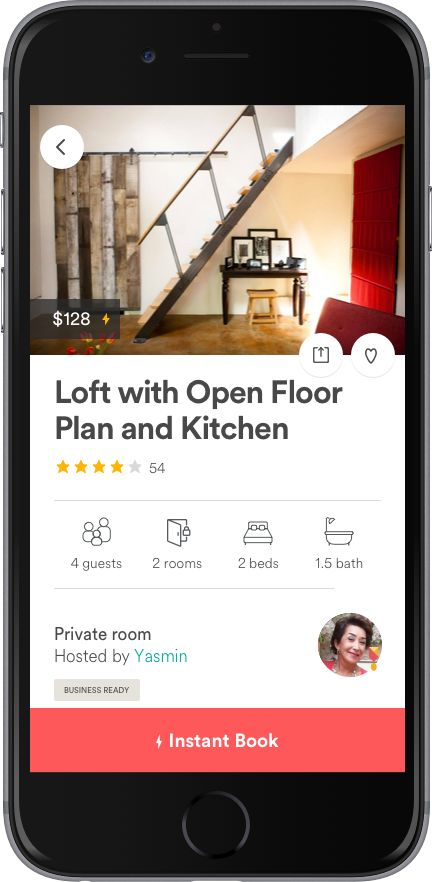 Today, Airbnb rolls out an updated version of its app that streamlines the way you book a place to stay.