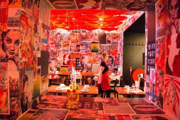 Amsterdam Oude West: Happyhappyjoyjoy - Asian Fusion Food