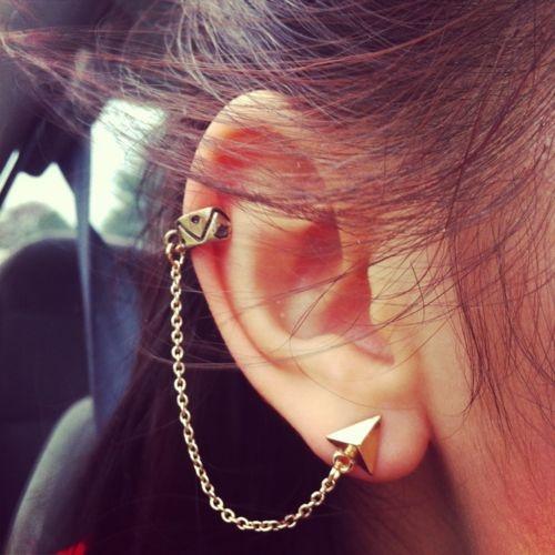 love ear cuffs