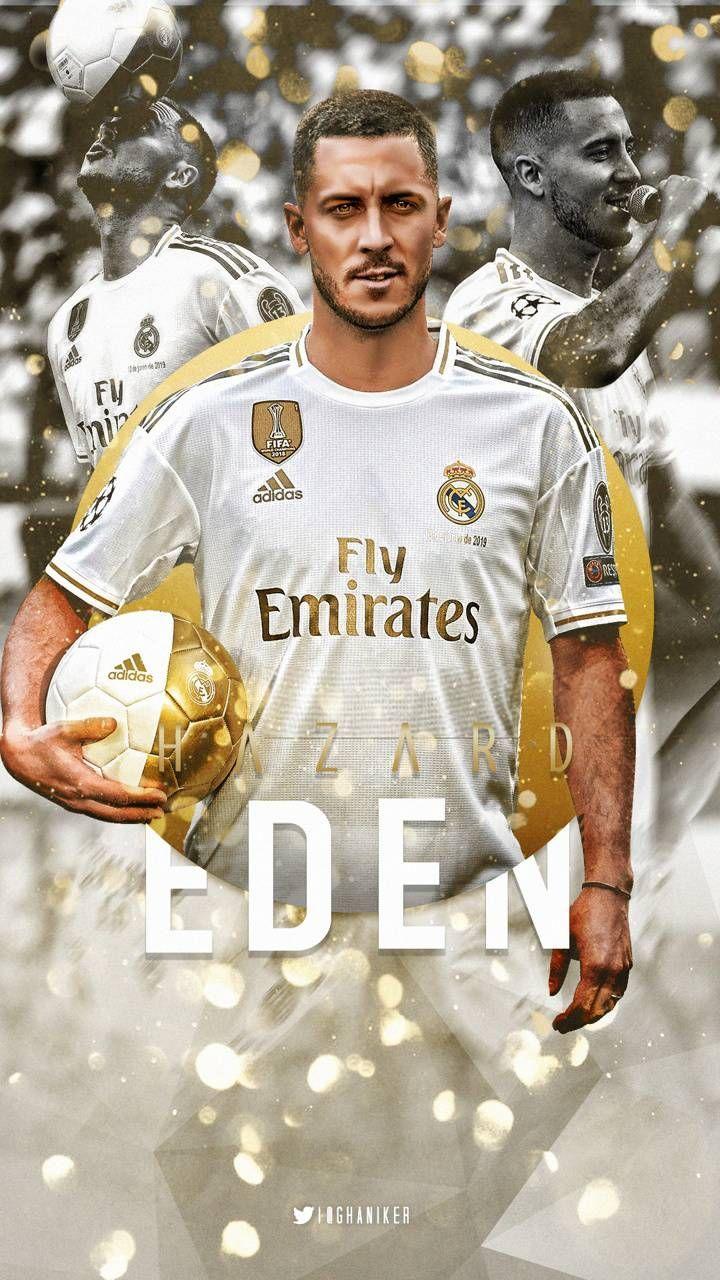 Real Madrid Team Wallpaper Hd In 2020 Eden Hazard Wallpapers Eden Hazard Hazard Real Madrid