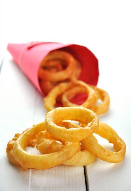 ¿Cómo hacer unos perfectos aros de cebolla? =) Yumm