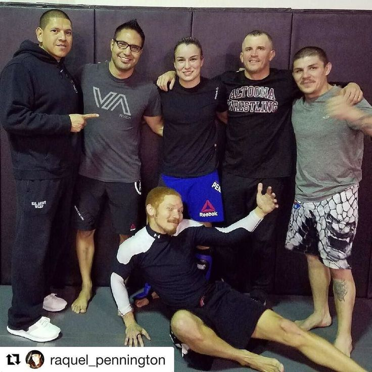 Wishing @raquel_pennington all the best in her upcoming fight against @meishatate in #ufc205 we are so proud to have you train at our gym. #ufc #raquelpennington #mma #mmanews #mmajunkie #professionalfighter #promma #madisonsquaregarden #wmma