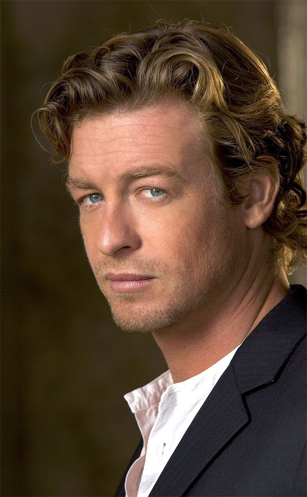 #Simon Baker #actor #mentalist